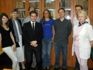 Varsoviaj esperantistoj en la 2-a Monda KER-ekzamentago